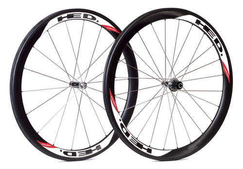 HED Stinger 4 Flamme Rouge Wheelset