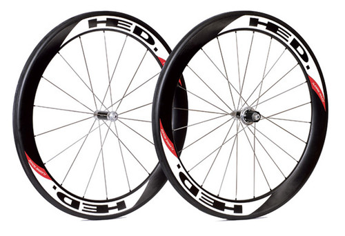 HED Stinger 6 Flamme Rouge Wheelset