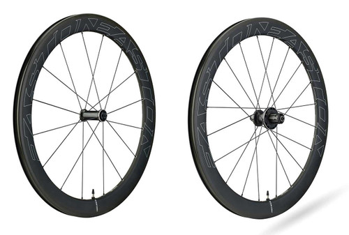 Easton EC90 Aero 55 Wheelset, Tubular