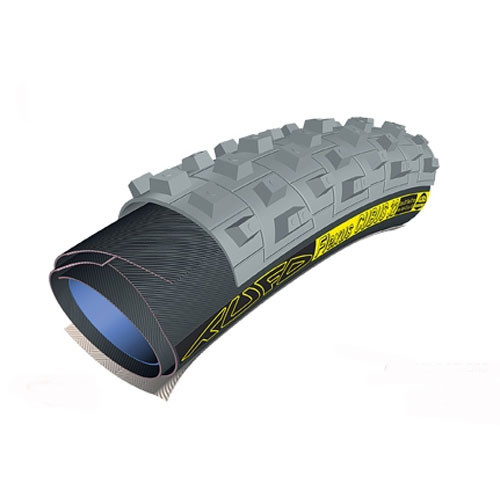 Tufo Flexus Cubus Cyclo Cross Tubular Tire