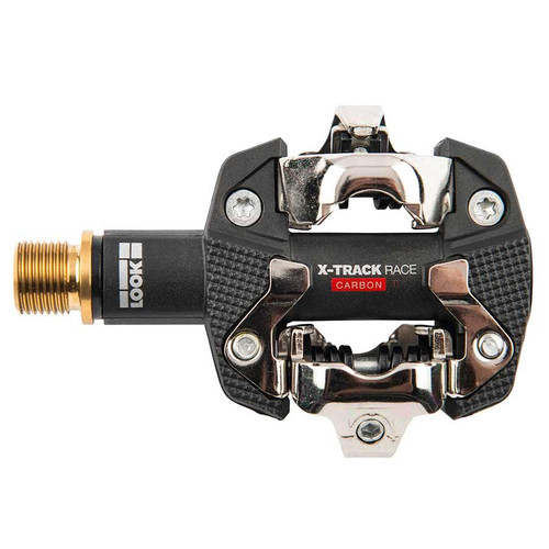Look X-Track Race Carbon Ti MTB Pedals