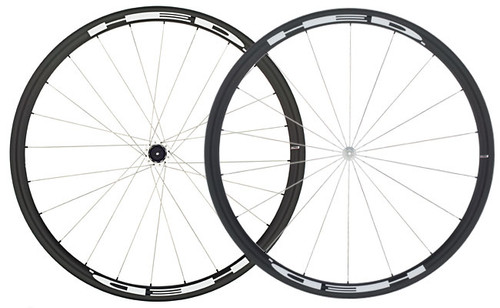 HED Stinger 3 Flamme Rouge Wheelset