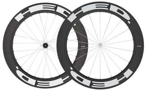 HED Stinger 7 Flamme Rouge Wheelset
