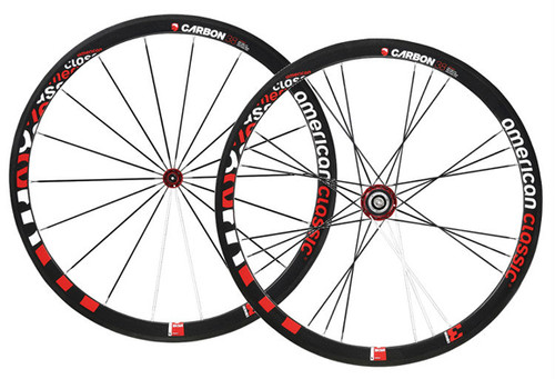 American Classic Carbon 38 Wheelset