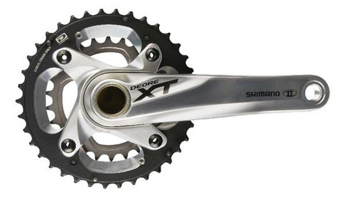Shimano XT M785 10 speed Crankset