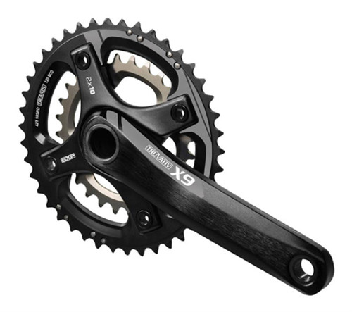 Truvativ X-9 10 speed Crankset