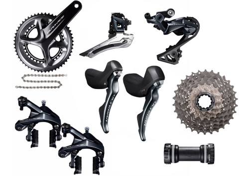 Shimano Dura-Ace R9100 & R8000 Groupset
