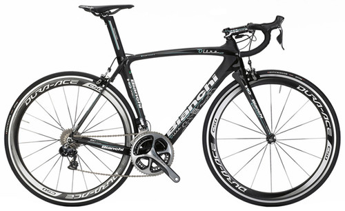 Bianchi HoC Oltre XR Sram equipped Carbon Bicycle