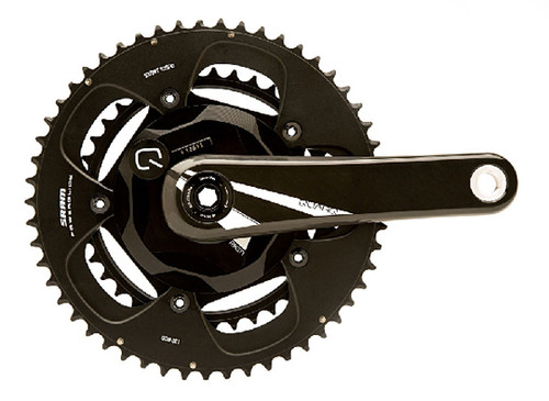 Sram Quarq RIKEN 10R Power Meter Compact or Standard 10 speed Carbon Crankset