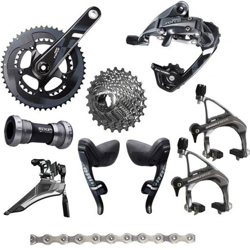 SRAM Force 22 Groupset-500