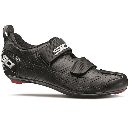Sidi T5 Air Carbon Composite Men's Triathlon Shoes, Black
