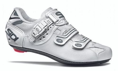 Sidi Genius 7 Women's Road Shoes, White