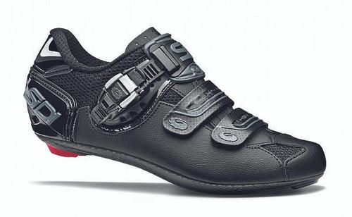 Sidi T5 Air Woman Triathlon Schuhe weiches Innenfutter Klettverschluß weiß-pink