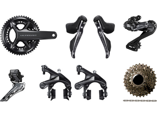 Shimano Ultegra R8150 Di2 Groupset - without Power Meter