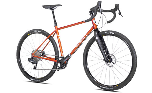 Van Dessel Day Ripper Disc Shimano Di2 equipped Aluminum Bicycle