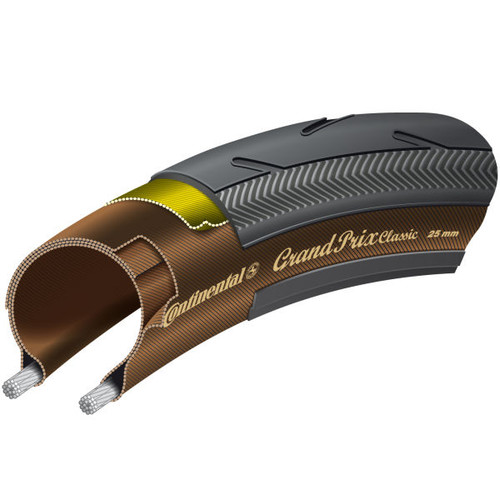 Continental Grand Prix Classic Clincher Tire