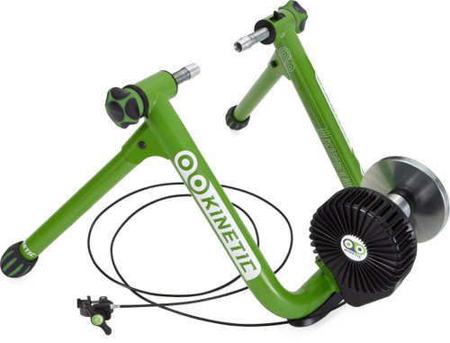 Kinetic Magnetic 3.0 Bike Trainer with Remote