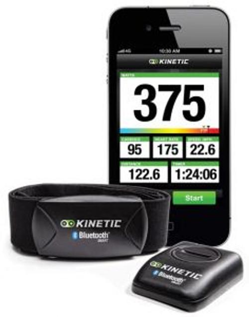 Kinetic Kinetic in Ride Watt Meter Bike Training Computer