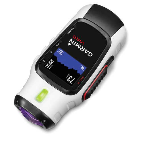 Garmin VIRB Elite HD Action Camera - White
