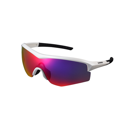 Shimano CE-SPRK1ML Metallic White Sunglasses