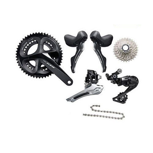 Shimano 105 R7000 STI Groupset (less calipers) - 500