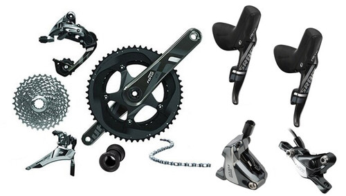 SRAM Force 22 Hydraulic Flat Mount Groupset