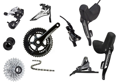 SRAM Rival 22 Hydraulic Groupset