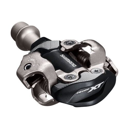 Shimano Deore XT 8100 Race Pedals and Cleats