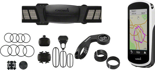 Garmin Edge 1030 GPS Cycling Computer Bundle