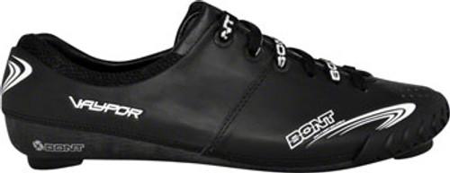 Bont Vaypor Classic Cycling Road Shoes, Black