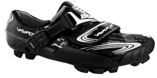 Bont Vaypor XC Cycling Mountain Shoes, Black