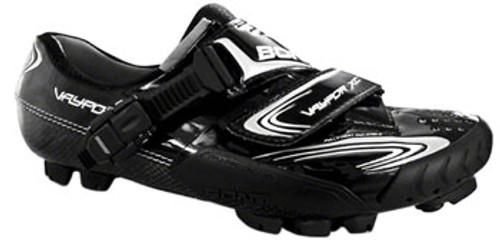 Bont Vaypor XC Cycling Mountain Shoes, Black