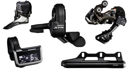 Shimano XTR 9050 Di2 7 piece Conversion Kit