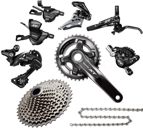 Shimano Deore XT M8000 11 Speed Groupset