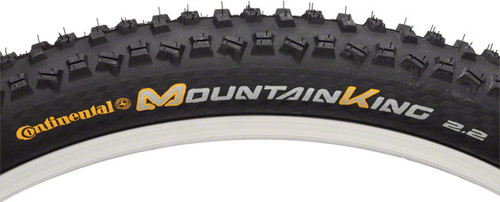 Continental Mountain King ProTection Folding Tire, 29""