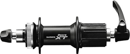 Shimano Deore XT M775 Disc Brake Rear Hub (Center Lock System)