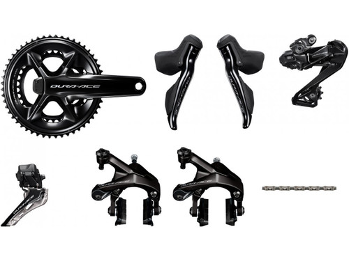 Shimano Dura-Ace R9250 Di2 Groupset (less cassette) with Power Meter