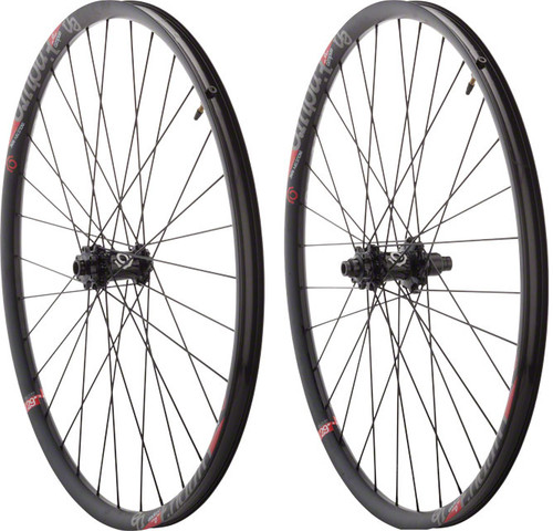 "Industry Nine Torch Enduro 29"" F15 / R12mm E-Thru Wheelset, Shimano HG"