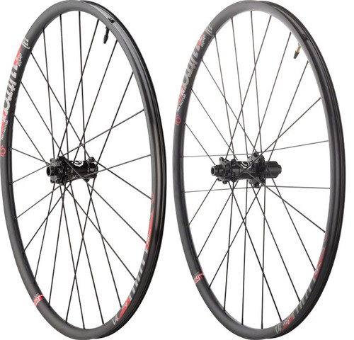 "Industry Nine Torch Ultralite 29"" F15 / R12mm E-Thru Wheelset, Shimano HG"