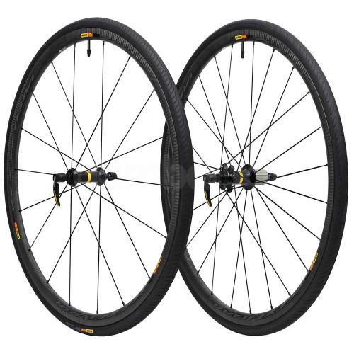 Mavic Ksyrium Pro Carbon SL T Rim Wheelset