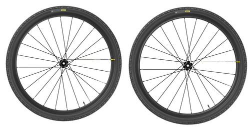 Mavic Ksyrium Pro Allroad Pro Carbon SL Disc-brake Wheelset