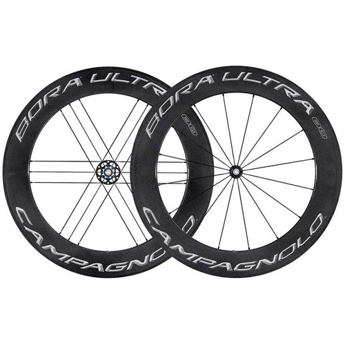 Campagnolo Bora Ultra 80 Wheelset, dark label