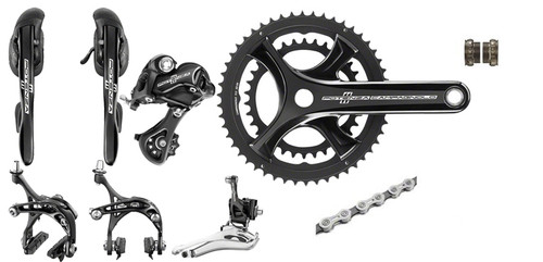 Campagnolo Potenza Ergo Groupset (less cassette)