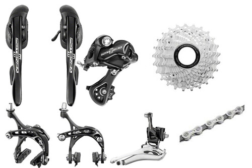 Campagnolo Potenza Ergo 6 piece Upgrade Kit