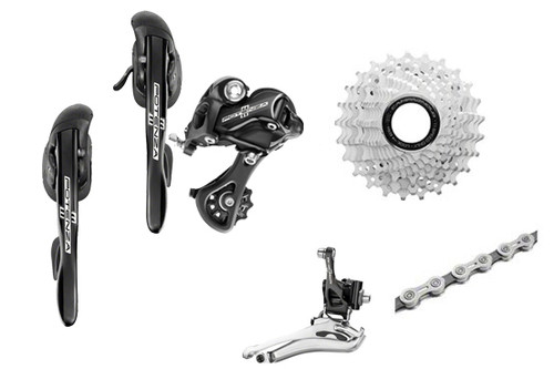 Campagnolo Potenza Ergo 5 piece Conversion Kit