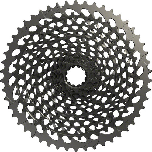 SRAM XG-1295 Eagle Cassette, 10-50, 12 Speed, Black