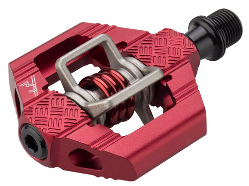 Crank Brothers Candy 3 Pedals, Red