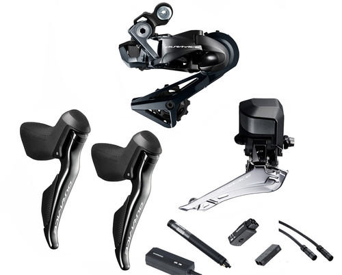 Shimano Dura-Ace R9150 Di2 7 piece Conversion Kit