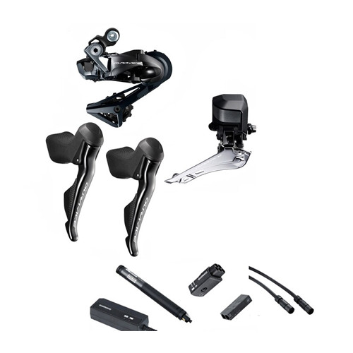 Shimano Dura-Ace R9170 Hydraulic Di2 7 piece Conversion Kit-500