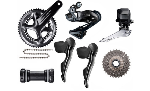 Shimano  Dura-Ace  R9170  Hydraulic Di2 Groupset (less calipers)